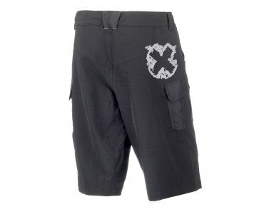 ROSE CROSS bike shorts black