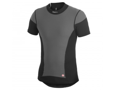 CRAFT ACTIVE EXTREME WS base layer black/platinum