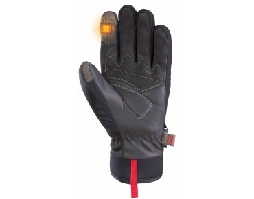 CHIBA URBAN ALLWEATHER winter gloves black
