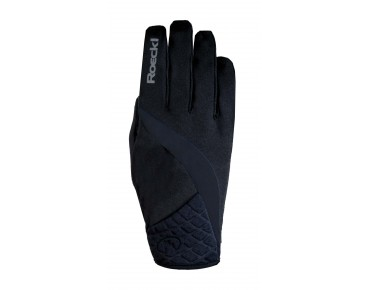 ROECKL WENGEN WINDSTOPPER women's gloves black
