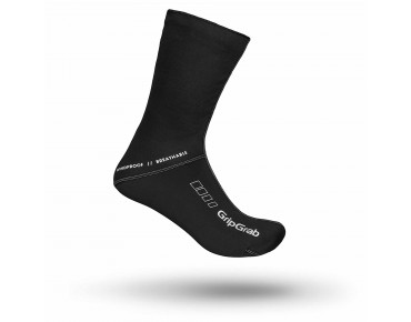 GripGrab WINDPROOF Socken black