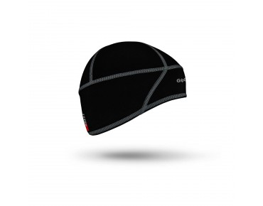 GripGrab SKULL CAP JUNIOR under helmet cap black