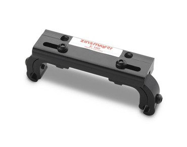 Zinsmayer E 160 insertion holder black