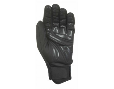 ziener UPS AQUASHIELD soft shell gloves black