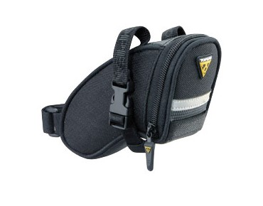 Topeak Micro Aero Wedge Pack Strap saddle bag
