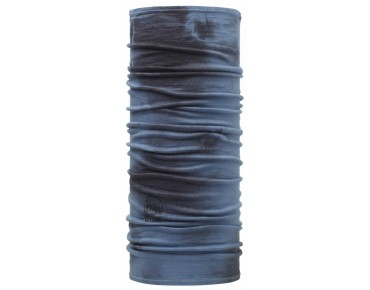 BUFF WOOL TIE DYE Funktionstuch China Blue Dye