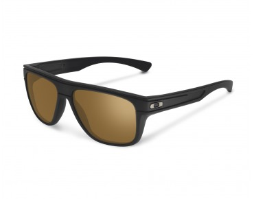 OAKLEY BREADBOX Sonnenbrille matte black/dark bronze