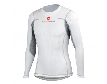 Castelli FLANDERS long-sleeved undershirt white
