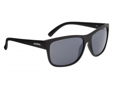 ALPINA HEINY glasses black matt/black mirror