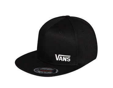 VANS SPLITZ Kappe black
