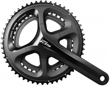 SHIMANO 105 FC-5800 Hollowtech II crankset black