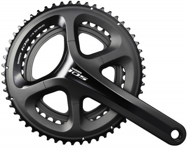 SHIMANO 105 FC-5800 Hollowtech II - guarnitura schwarz