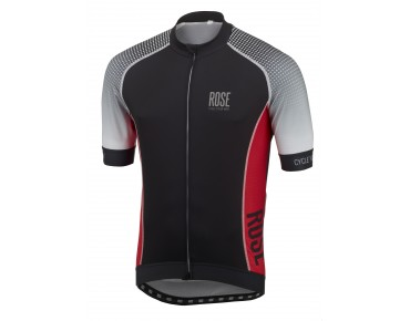 ROSE RACE PRO GF jersey black/red