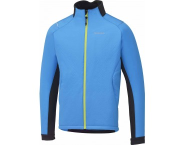 SHIMANO TOUR INSULATED windbreaker lightning blau