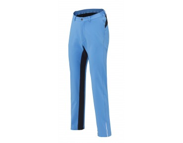 SHIMANO TOUR soft shell comfort trousers lightning blau