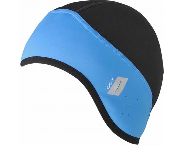 SHIMANO WINDBREAK under helmet cap blau
