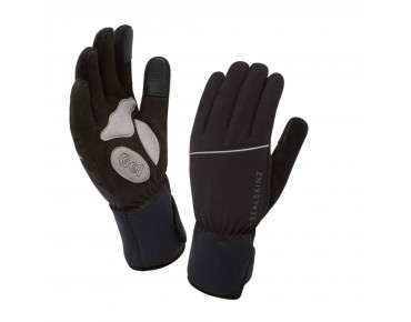 SealSkinz WINTER CYCLE Handschuhe black