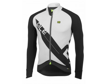 ALÉ ALÉ CLIMA PROTECTION 2.0 long-sleeved jersey white