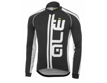 ALÉ TRADE ULTRA CANALE 2015 soft shell jacket black/white