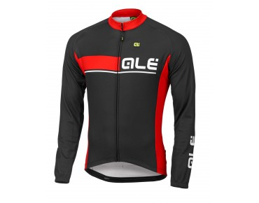 ALÉ ALÉ PLUS URANO 2016 thermal long-sleeved jersey red