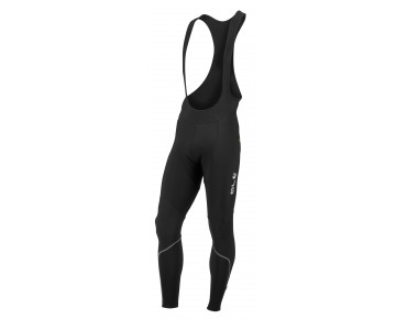 ALÉ PLUS 2016 Thermo Trägerhose black