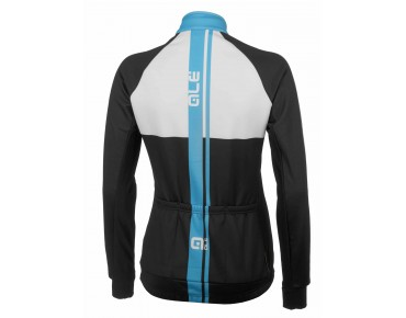 ALÉ TRADE PLUS LIBECCIO women's soft shell jacket blue sky