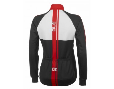 ALÉ ALÉ TRADE PLUS LIBECCIO women's soft shell jacket red