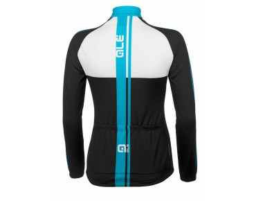 ALÉ TRADE PLUS LIBECCIO women's long-sleeved jersey blue sky