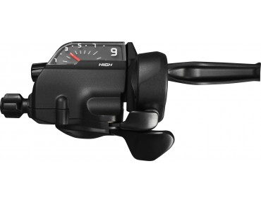 SHIMANO Alivio ST-T4000 brake/shift lever combination black