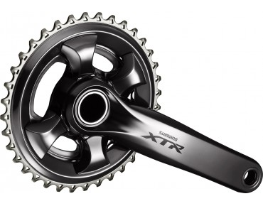 SHIMANO XTR FC-M9020-2 Hollowtech II - guarnitura silber