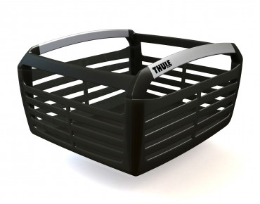 Thule Pack 'n Pedal BASKET front / rear bicycle basket black