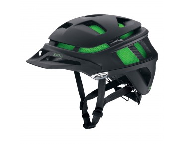 smith optics FOREFRONT MTB Helm black/green