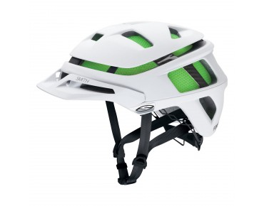 smith optics FOREFRONT MTB Helm white/green