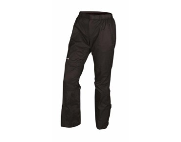 ENDURA GRIDLOCK women's waterproof trousers black