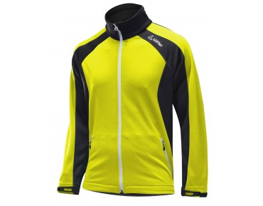 Löffler TEAMLINE WINDSTOPPER Soft Shell WARM jacket lemon
