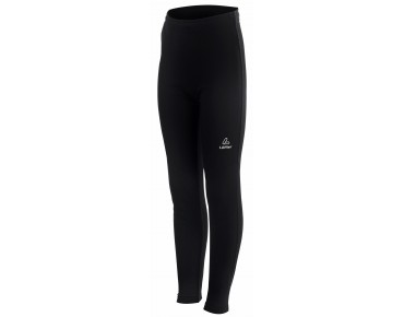 Löffler Kids' thermal tights schwarz
