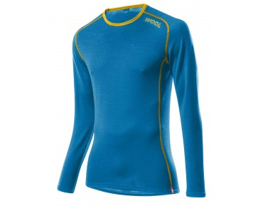 Löffler TRANSTEX MERINO long-sleeved base layer royal