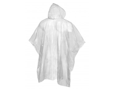 keine Marke OXFORD foil poncho transparent