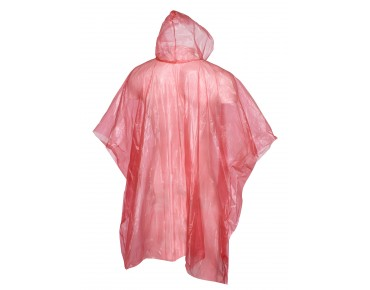 keine Marke OXFORD foil poncho red