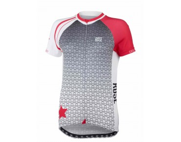ROSE STARS damesjersey black/teaberry