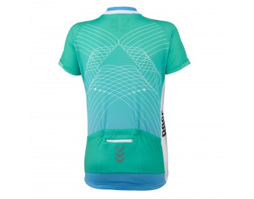 ROSE LINES women's jersey blue/green