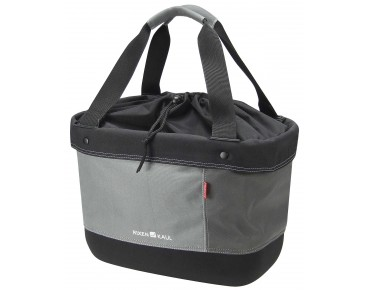 Rixen & Kaul SHOPPER ALINGO handlebar bag grey