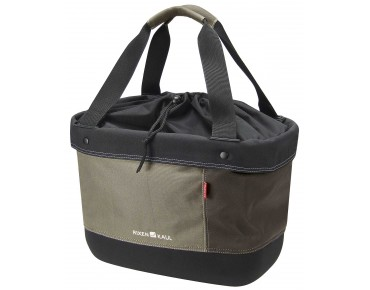 Rixen & Kaul SHOPPER ALINGO handlebar bag brown