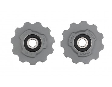 Tacx T4075 derailleur wheels black