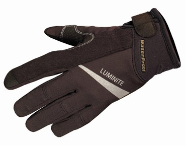 ENDURA LUMINITE winter gloves black