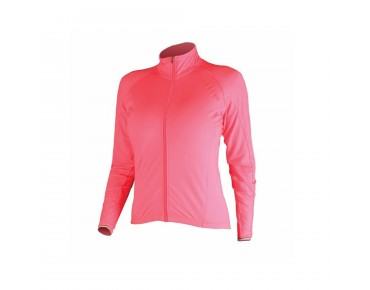 ENDURA ROUBAIX women's long-sleeved jersey pink