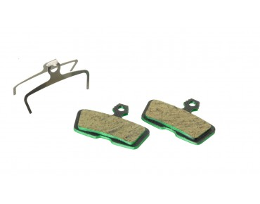 Reverse disc brake pads for Avid Code