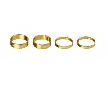 Reverse Alloy ultra-light spacer set gold