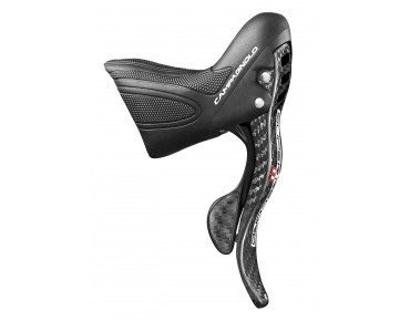 Campagnolo Super Record Ergopower Ultra-Shift brake/shift lever combination carbon