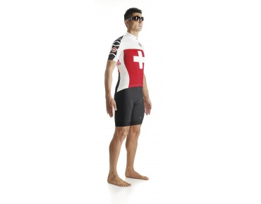 ASSOS SS.suissefed evo7 jersey Swiss